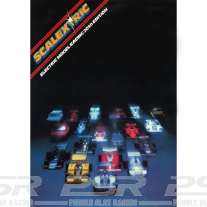 Scalextric Catalogue Edition 20 1979