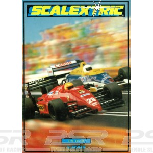Scalextric Catalogue Edition 30 1989