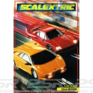 Scalextric Catalogue Edition 33 1992