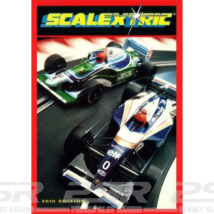 Scalextric Catalogue Edition 36 1995