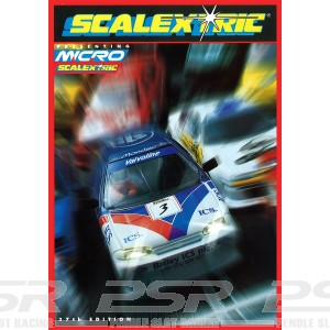 Scalextric Catalogue Edition 37 1996