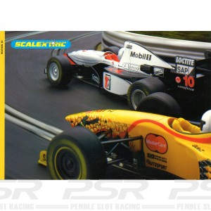 Scalextric Catalogue Edition 39 1998