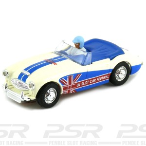 Pink-Kar Austin Healey 3000 UK Slot Car Festival 2015