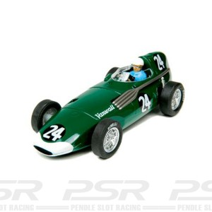Cartrix Vanwall F1 No.24 French GP 1956