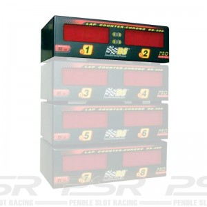 DS-300 PRO Lap Counter for Lanes 1 to 2