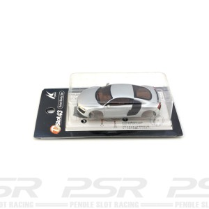 Dslot43 Audi R8 Silver Body