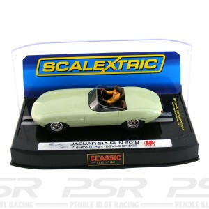 Scalextric Jaguar E-Type E1A Prototype 1958