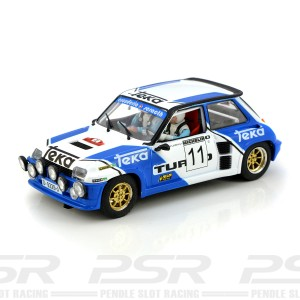 Slotwings Renault 5 Turbo No.11 Rally Villa de Llanes 1983