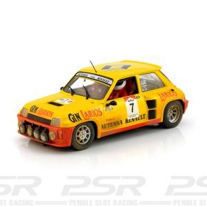 Fly Renault 5 Turbo No.7 Rally Tenerife 1988