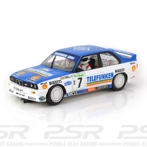 Fly BMW M3 E30 No.7 Rally El Corte Ingles 1988