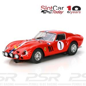 Fly Ferrari GTO 250 SlotCar Today Limited Edition