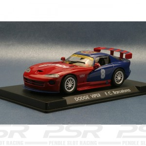 Fly Dodge Viper No.8 Barcelona FC E5