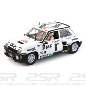 Fly Renault 5 No.6 Monte Carlo Rally 1984