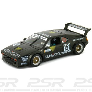 Fly BMW M1 No.151 Kenwood
