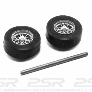 Fly 250LM Front Axle Kit