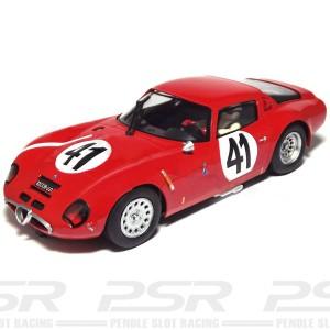 Fly Alfa Romeo TZ2 No.41 24h Le Mans 1965 F057304