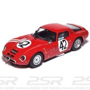 Fly Alfa Romeo TZ2 No.42 24h Le Mans 1965 F057305