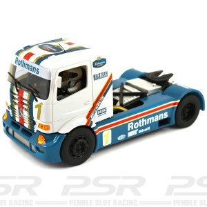 Fly Mercedes-Benz Rothmans Special Edition