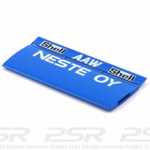Fly Porsche 917/10 Blue Rear Wing