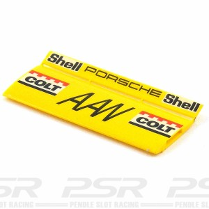 Fly Porsche 917/10 Yellow Rear Wing