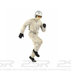 Le Mans Miniatures Running Driver Le Mans 1960 Painted