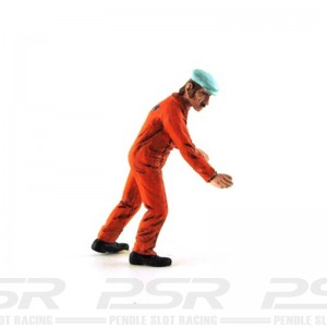 Le Mans Miniatures Pierre - Team Gulf