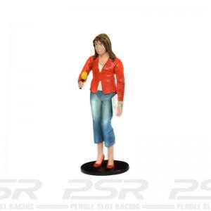 Le Mans Miniatures Marion The Journalist