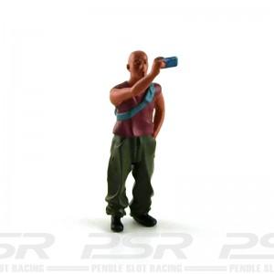Le Mans Miniatures Renaud Selfie