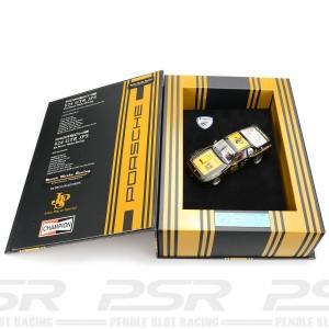 Falcon Slot Cars Porsche 924 JPS Limited Edition