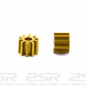 Formula Slot Inline Brass Pinion 10t