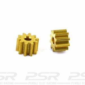 Formula Slot Sidewinder Brass Pinion 10t