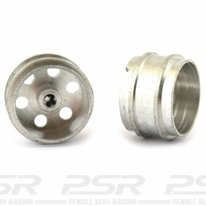 Formula Slot Aluminium Wheels 17.3x12.5mm