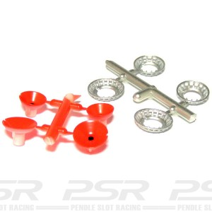 Racer Sideways Wheel Inserts BBS Aero Conic G5R04