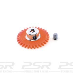 Thunder Slot Spur Gear Plastic 30t 17mm