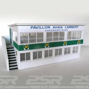 GP Miniatures Reims Press Box