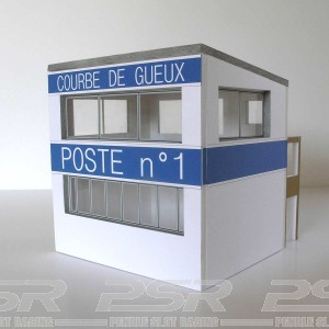 GP Miniatures Reims Marshals Post