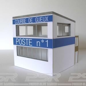 GP Miniatures Reims Marshals Post