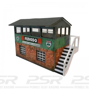 GP Miniatures Silverstone Timekeepers Hut