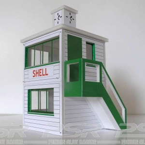 GP Miniatures Control Tower