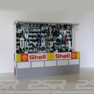 GP Miniatures Reims Grandstand Low Relief