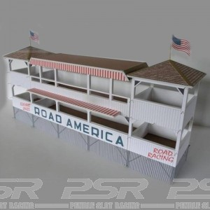 GP Miniatures Road America Pagoda Building