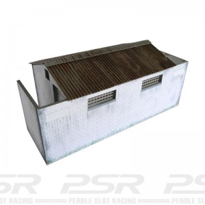 GP Miniatures Le Mans Toilet Block