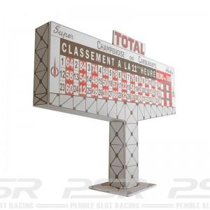 GP Miniatures Reims Event Board