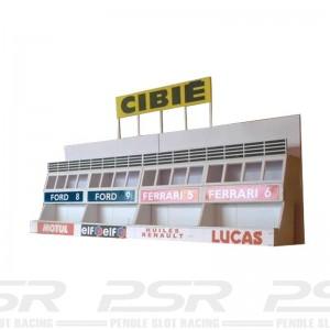 GP Miniatures Le Mans Pits