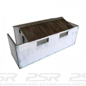 GP Miniatures German Toilet Block