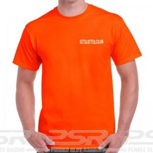 GetSlotted T-Shirt Orange
