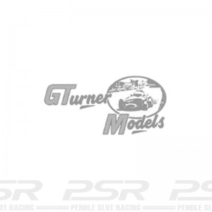 George Turner Models - Running Gear Set 16 - Jag E-type, Cunningham E-type