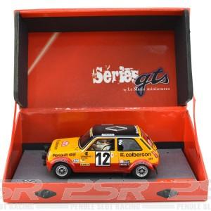 Le Mans Miniatures Renault 5 Alpine Gr2 No.12