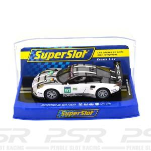 SuperSlot Porsche 911 RSR No.91 Le Mans 2016
