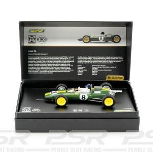 SuperSlot Lotus 25 No.8 Jim Clark 1963